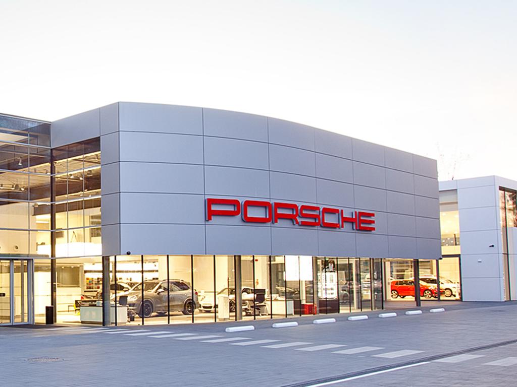 Salon Porsche Warszawa